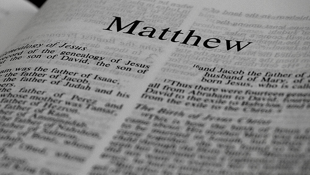 The Gospel of Matthew
